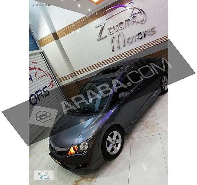 2010 Honda Civic 195 000 Km Gri Gaziantep Tasit Com