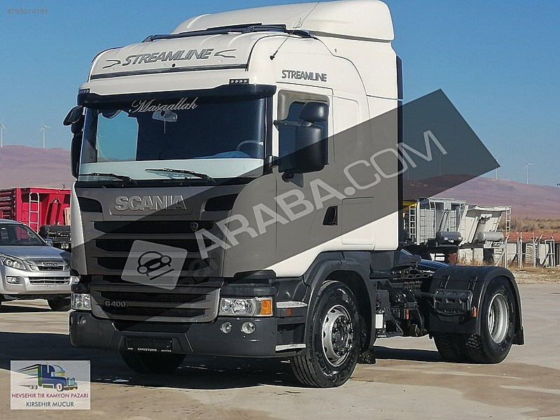 2014 Model G 400 Scanıa..  Scania G 400