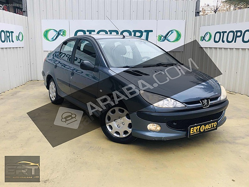 ert-auto dan 2010 peugeot 206 sedan 1.4 dizel peugeot 206 1.4 hdi comfort