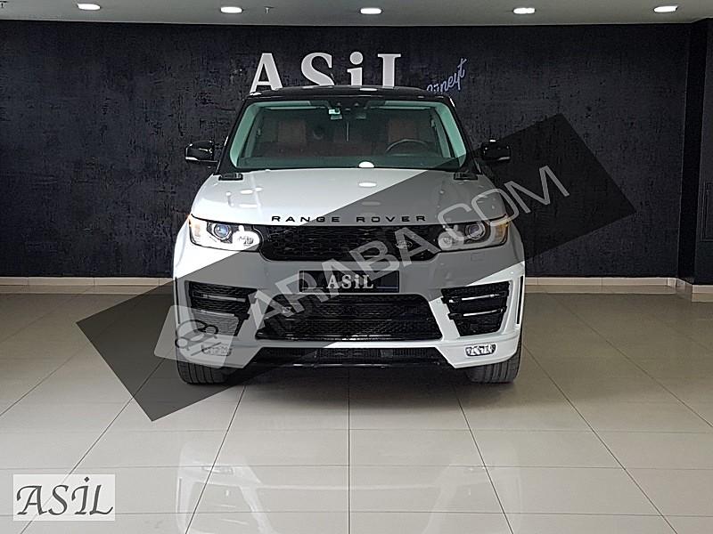 ASİL OTOMOTİV DİZEL OTOMATİK 2017 LAND ROWER SPORT 2.0 SE FULL Land Rover Range Rover Sport 2.0 SD4 SE