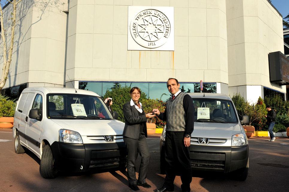 Peugeot, öğretmenler günü, sosyal sorumluluk
