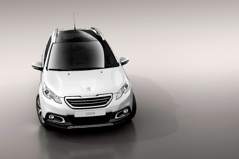 Peugeot 2008, suv
