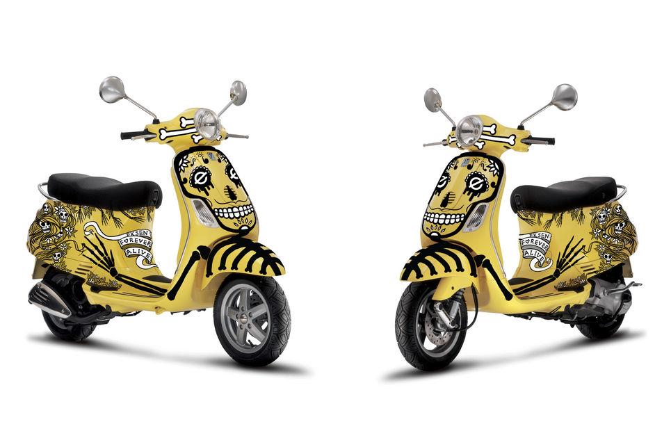 vespa motosiklet