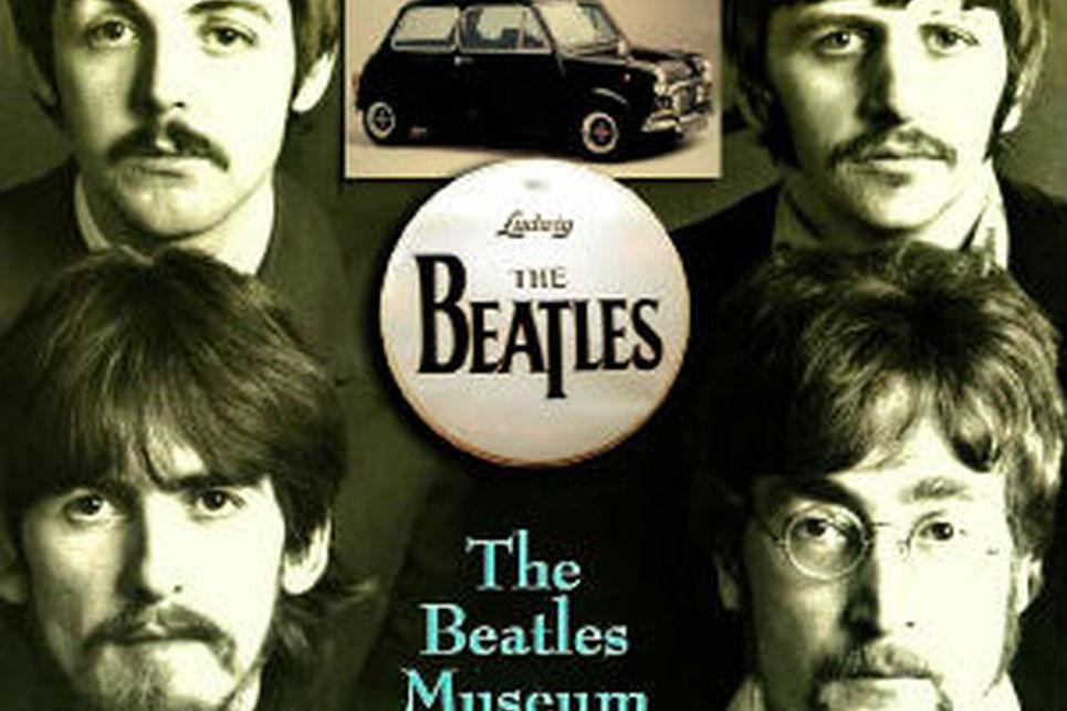The Beatles ve Mini Cooper