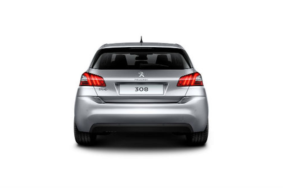 Yeni Peugeot 308, arka görünüm, Peugeot