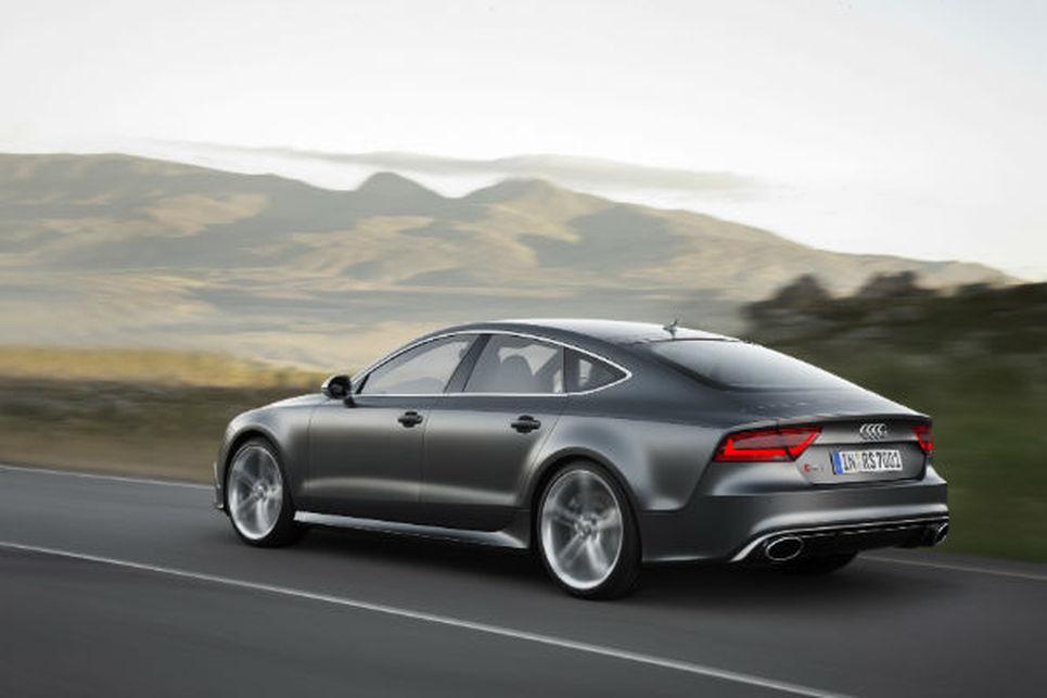 Yeni Audi RS 7