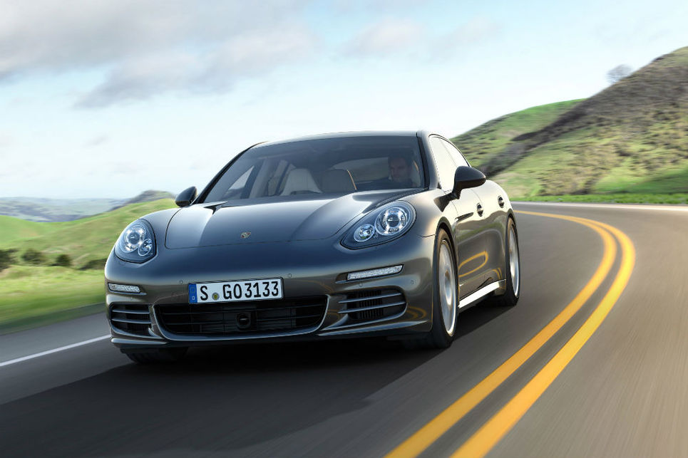 Porsche, Panamera, Executive