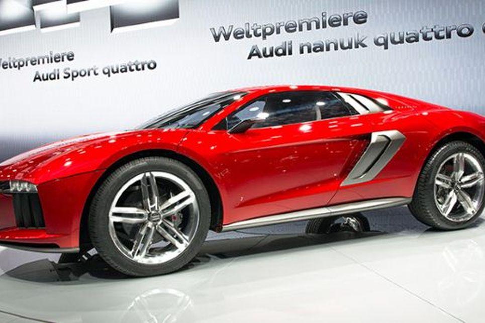 Audi Nanuk Konsept