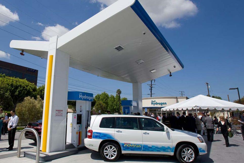 Toyota FCV, yakıt hücreli, hidrojenli otomobil, FCV-R Konsept
