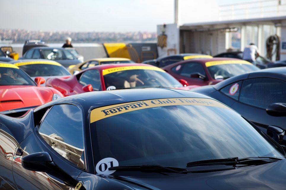Ferrari Club Türkiye, Ferrari Kulübü, Türkiye, Ferrari, Quasar
