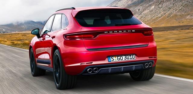 Porsche, Macan, Suv