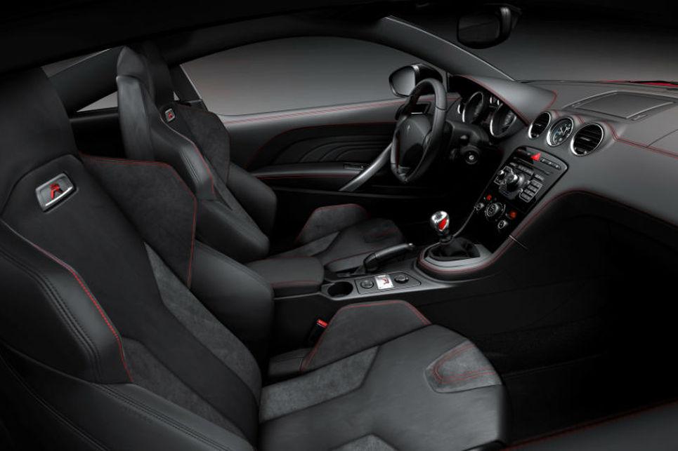 Peugeot RCZ-R,