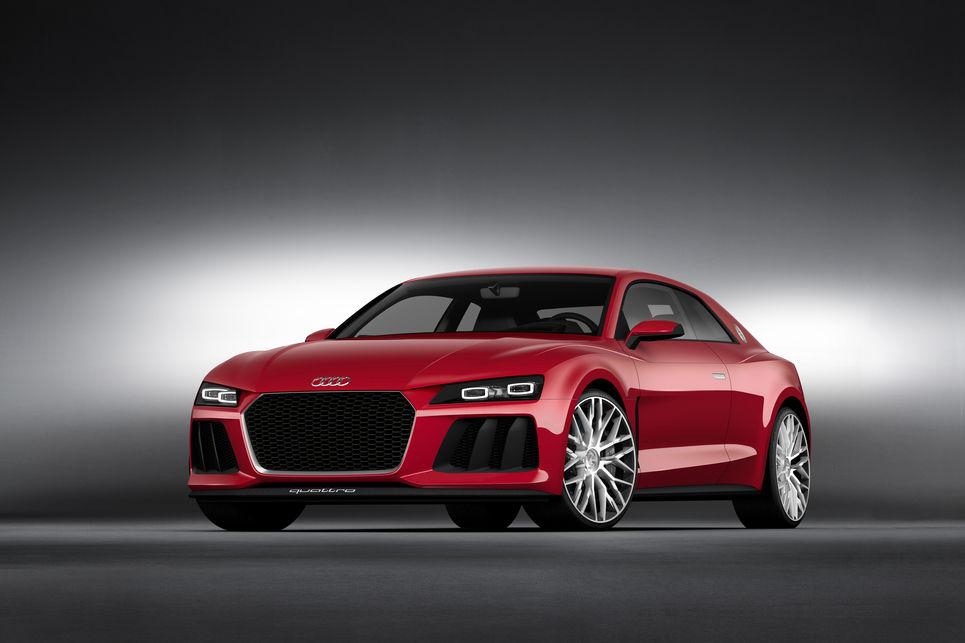 Audi lazer farları ilk bu modelde kullanacak.