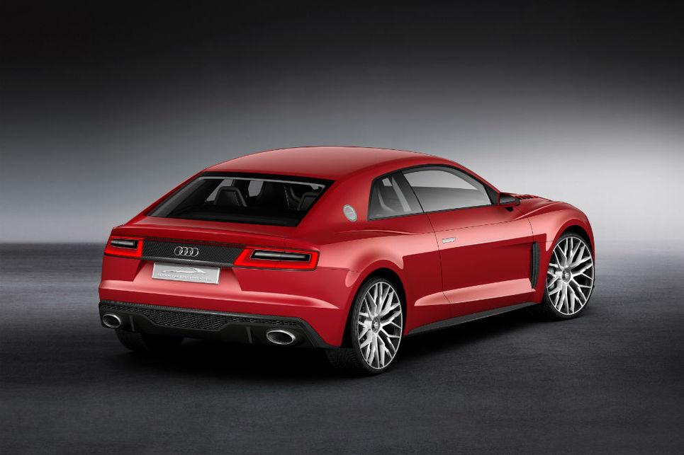 Audi Sport Quattro konsept