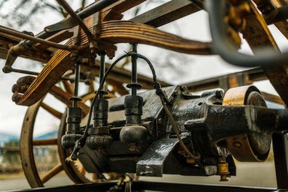 Porsche, 1898, Egger-Lohner C2 , elektrikli