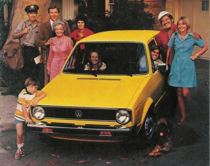 Volkswagen Golf 1979