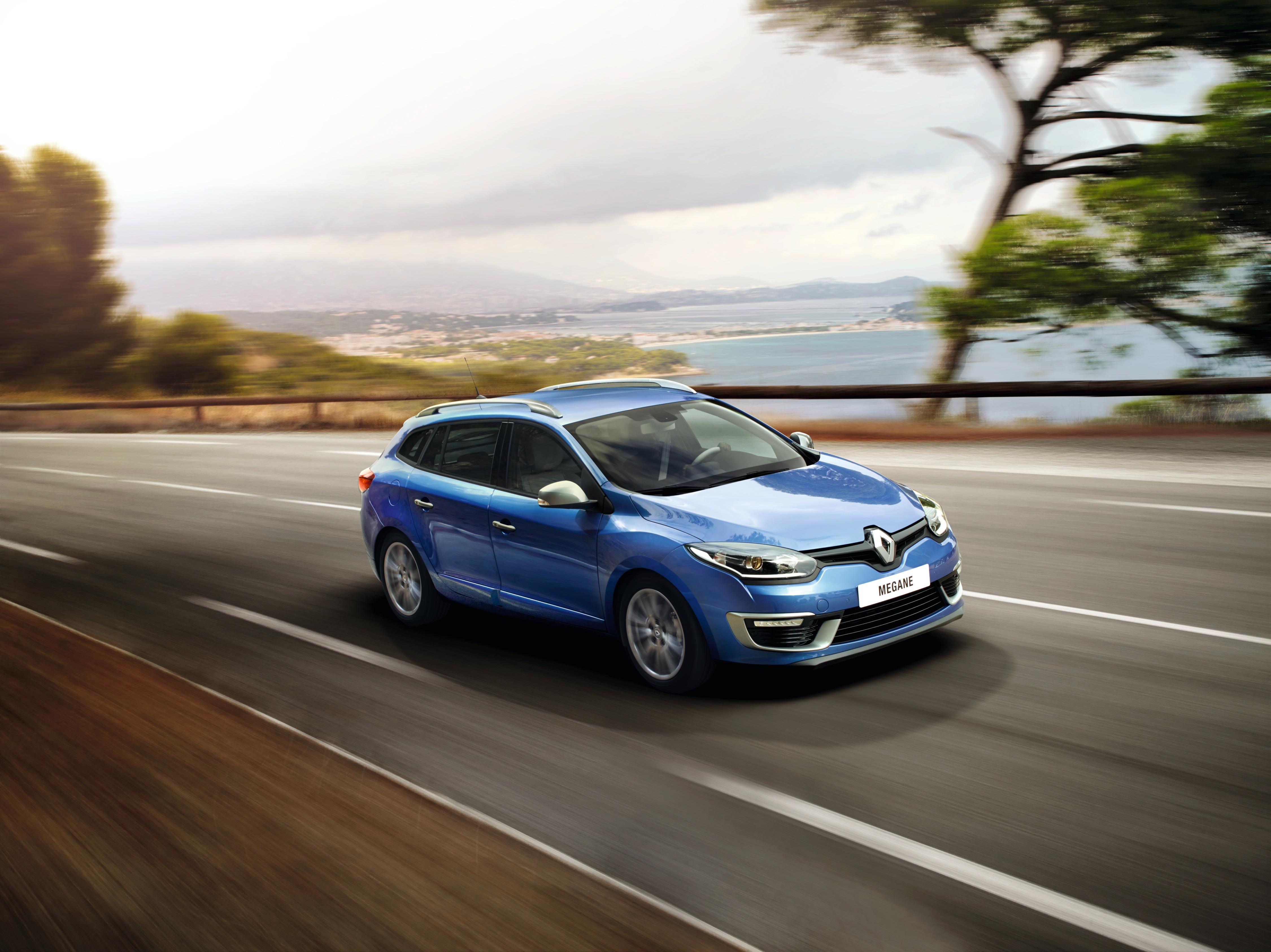Renault Megane HB ve Sport