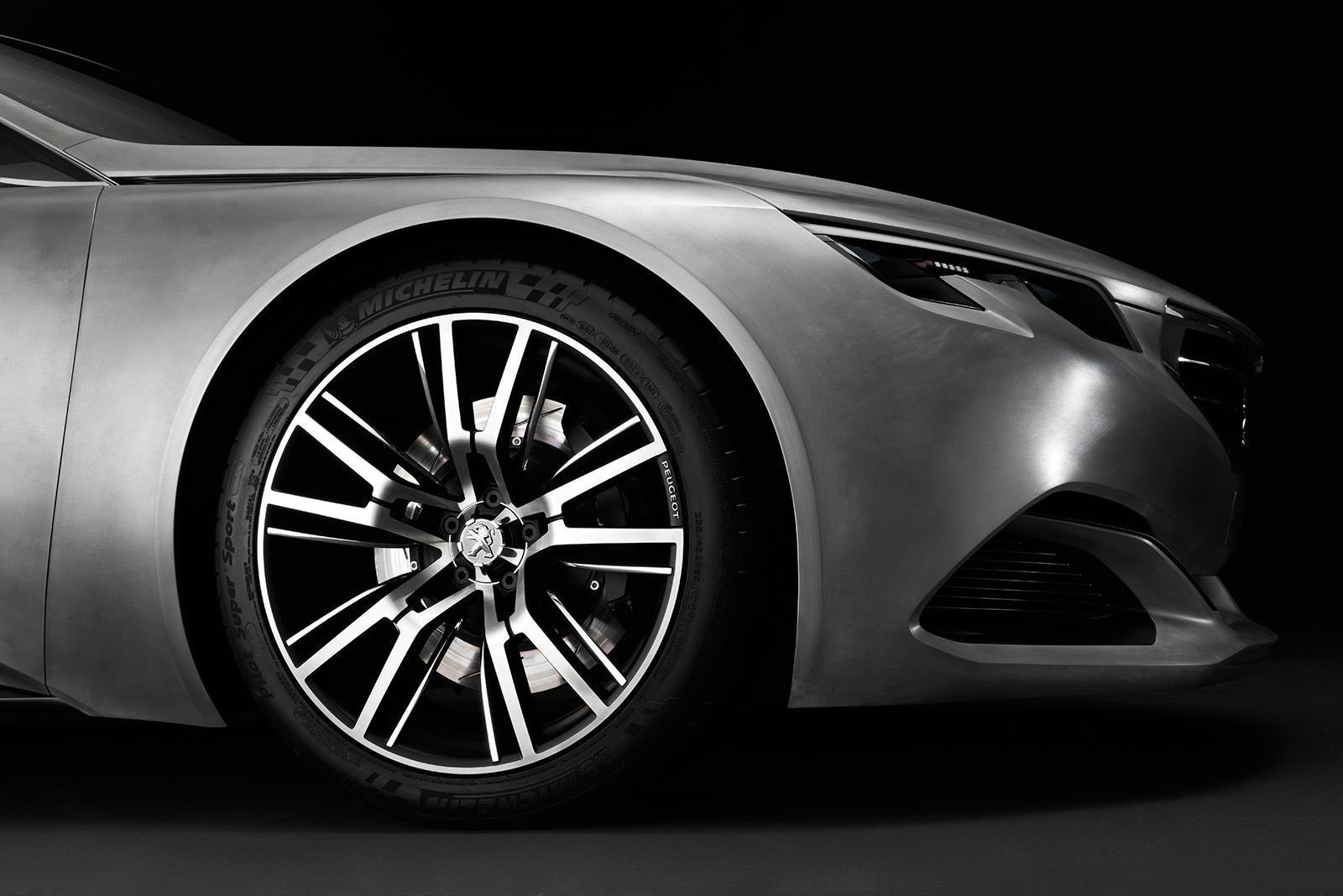 Peugeot, exalt, peugeot exalt, konsept