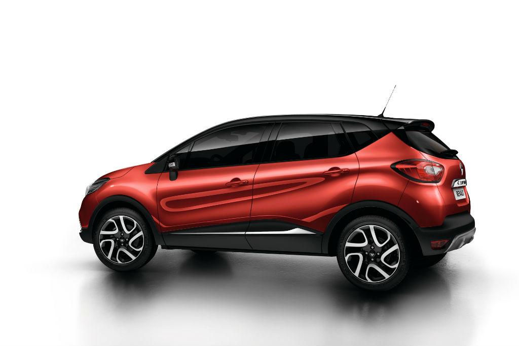 Renault, Captur, Outdoor
