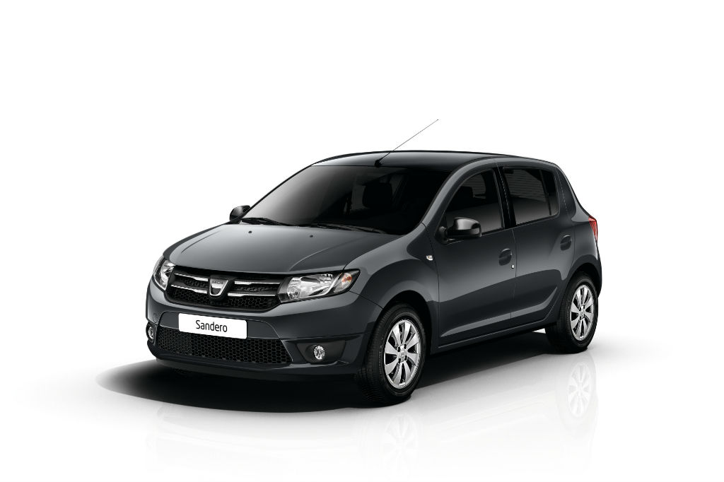 Dacia Sandero Black Touch