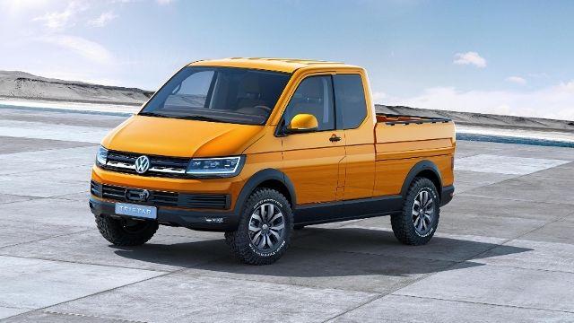 Volkswagen Trasnporter TRİNSTAR