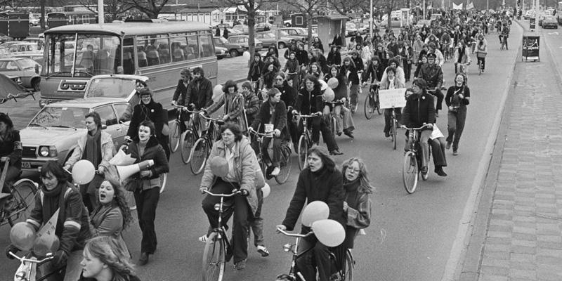 1979 Amsterdam bisikletli protestoları