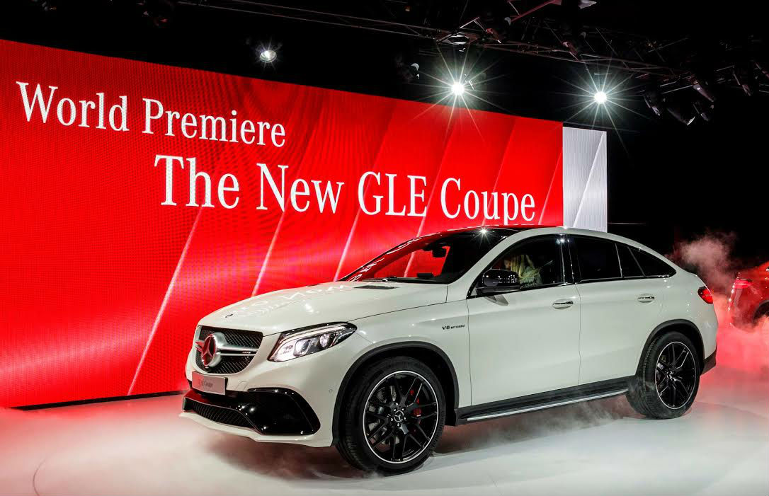 Mercedes-Benz  2016 GLE Coupe