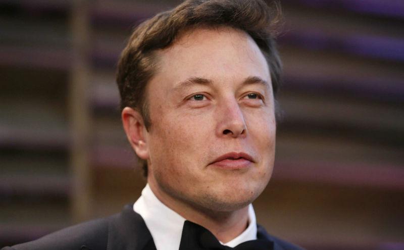 Tesla Motors Kurucusu Elon Musk