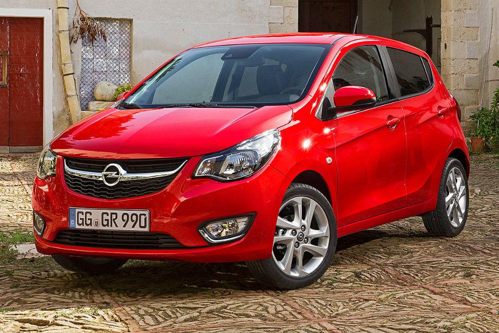 Opel Karl, Chevrolet Spark'ın altyapısını kullanıyor