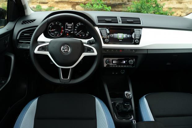 skoda-fabia-hatchback-2014-interior