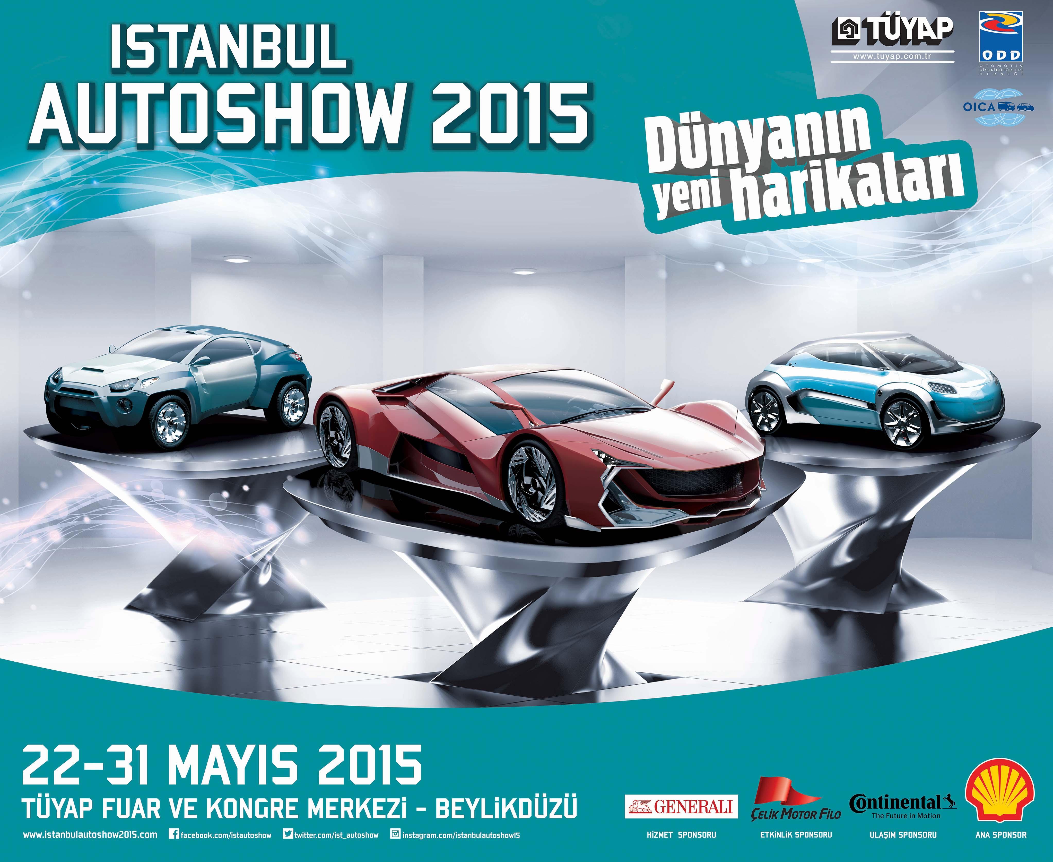 İstanbul Autoshow 2015