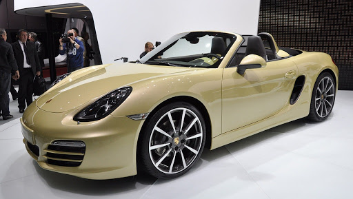 Porsche Boxster- istanbul-autoshow