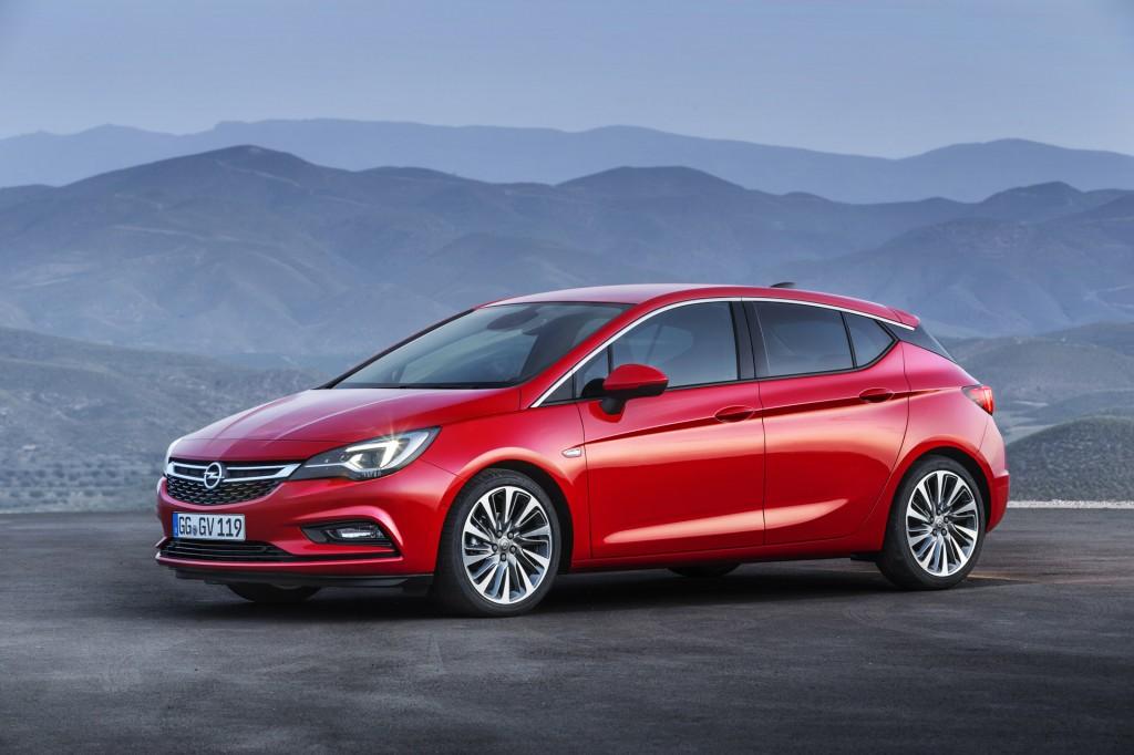 Yeni Opel Astra, Opel Monza konsept tasarımından izler taşıyor