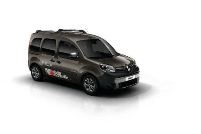 Renault Kangoo ikinci nesliyle yenilendi