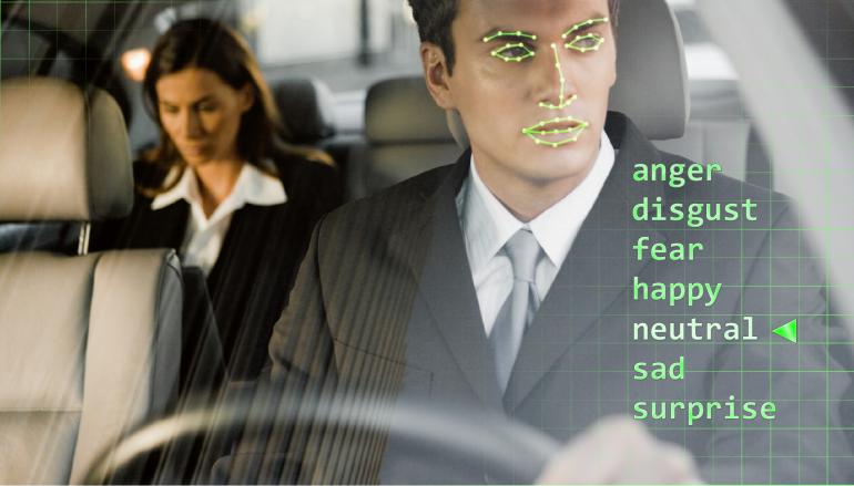 Peugeot yüz okuma sistemleri ile otomobiller duygularınızı anlayabilecek.