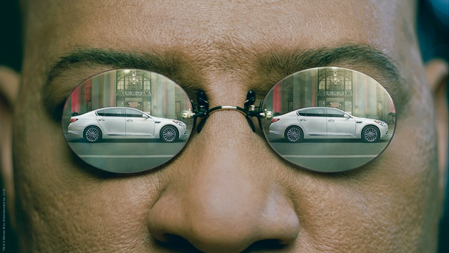 Kia Matrix, Morpheus super bowl 2014 kia reklamı