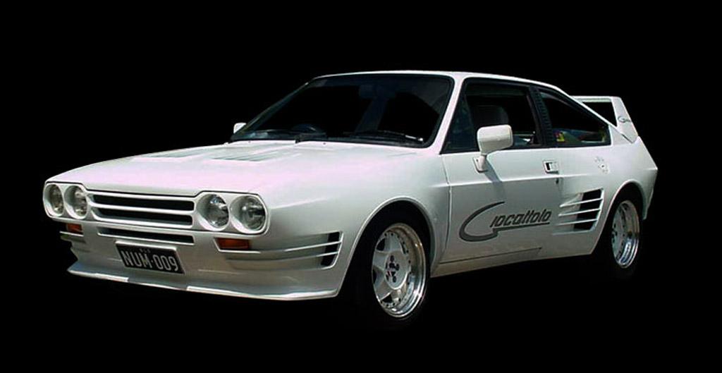 Paul Halstead'in 80'lerdeki projesi Alfa Romeo bazlı Hal Giocattolo