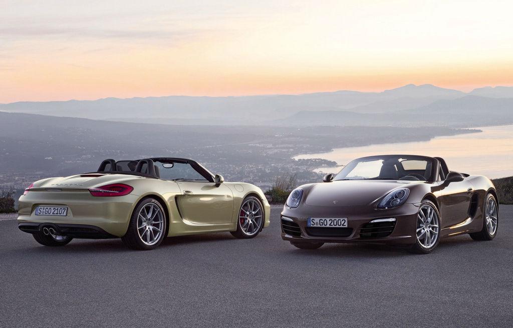 Porsche Boxster da Oğlak burcu insanlarının tercih ettiği prestijli araçlar arasında.