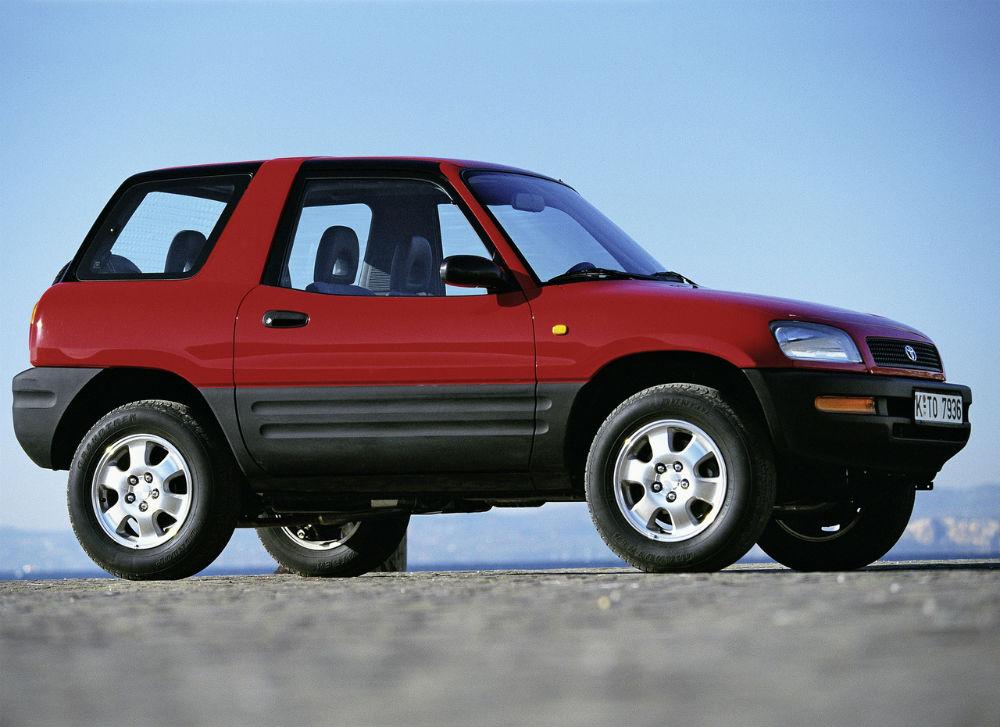 Toyota Rav4 1994 ilk nesil