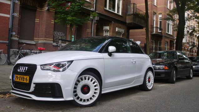 Hollanda prensi Audi Quattro