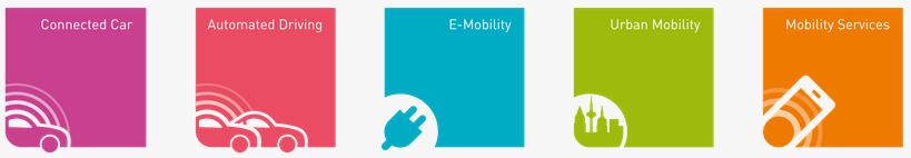 2015 Frankfurt Otomobil Fuarı yeni mobilite temasıyla açılıyor
