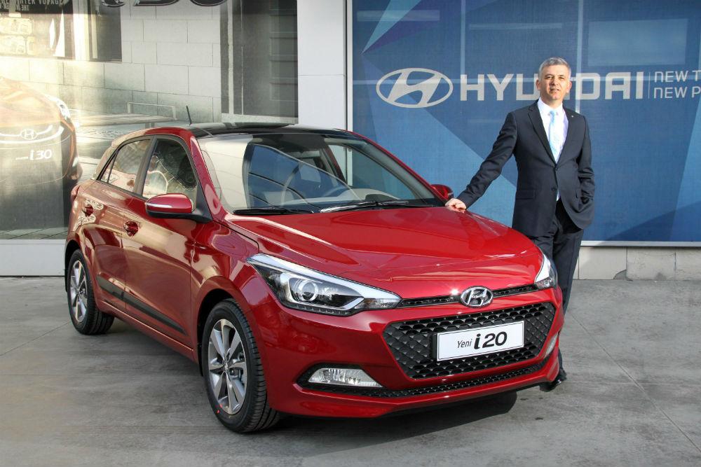 Hyundai Assan Genel Müdürü Önder Göker