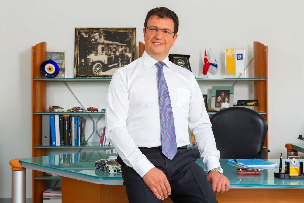 Opel Genel Müdürü Özcan Keklik, 2015