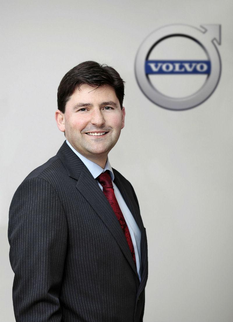 Volvo Car Turkey Genel Müdürü Frank Versaevel