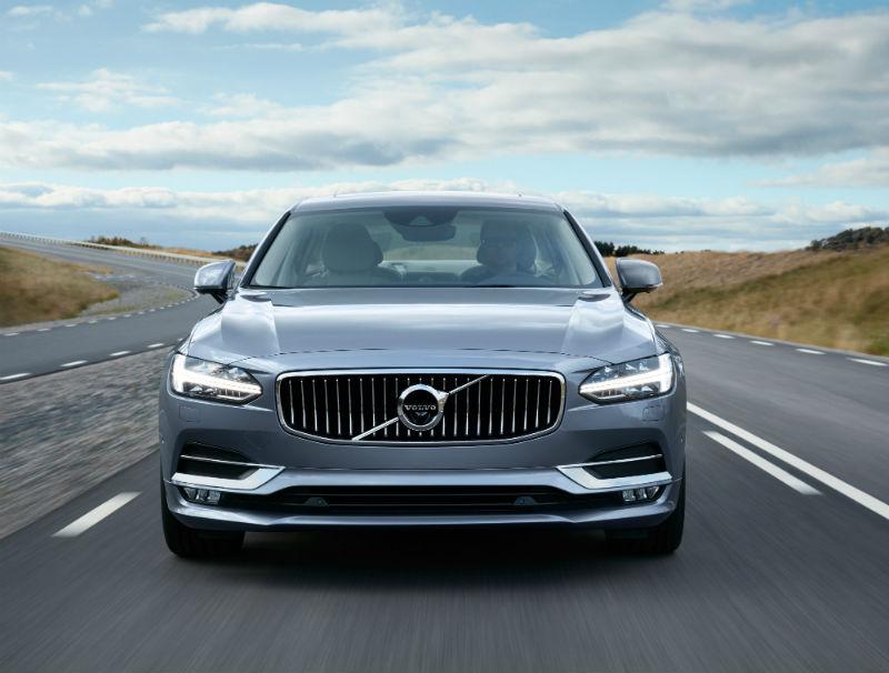 2016 yeni Volvo S90