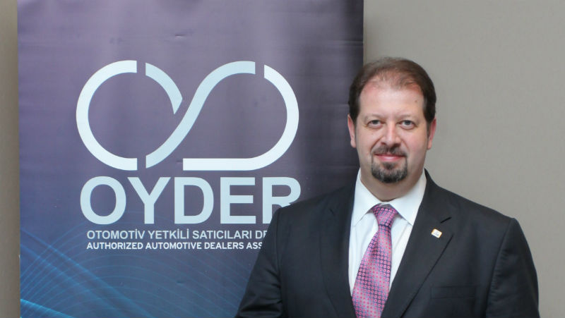 OYDER- Otomotiv Yetkili Satıcıları Derneği Genel Sekreteri Özgür Tezer