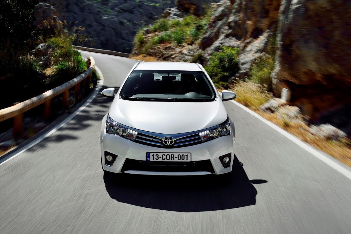 Toyota Corolla Dünyanın en çok satan arabası