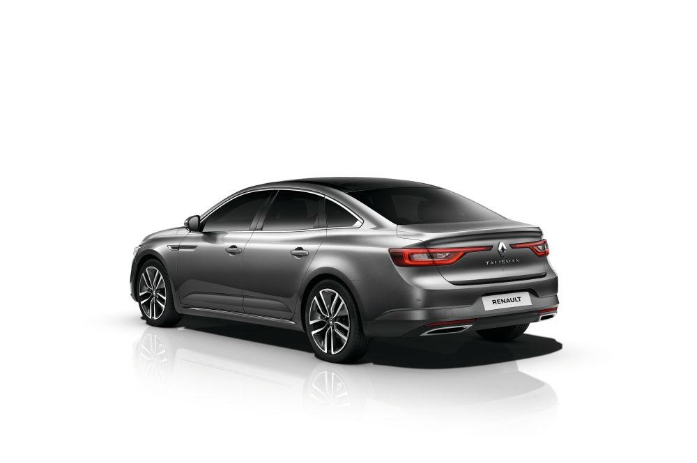 Renault Talisman iki farklı donnaım seçeneği ile geliyor