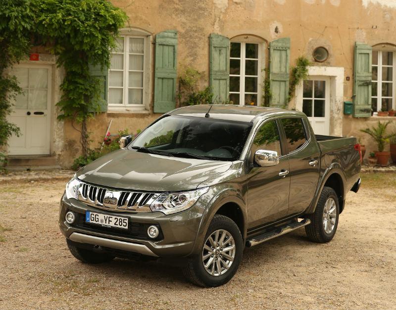 Mitsubishi L200, en yüksek motor gücüne en az yakıtla ve en düşük emisyonla ulaşan teknolojiye sahip.