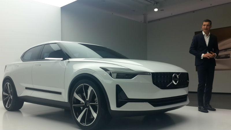Volvo Tasarım Bölümü Başkanı Thomas Ingenlath